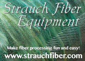 Strauch Fiber Equipment for those passionate about knitting, spinning, felting, more. Handcrafted in Virginia, USA - with lifetime guarantee.