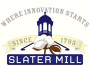Slater Mill in Rhode Island is a historic site and it offers a knitting weekend in February 2012.