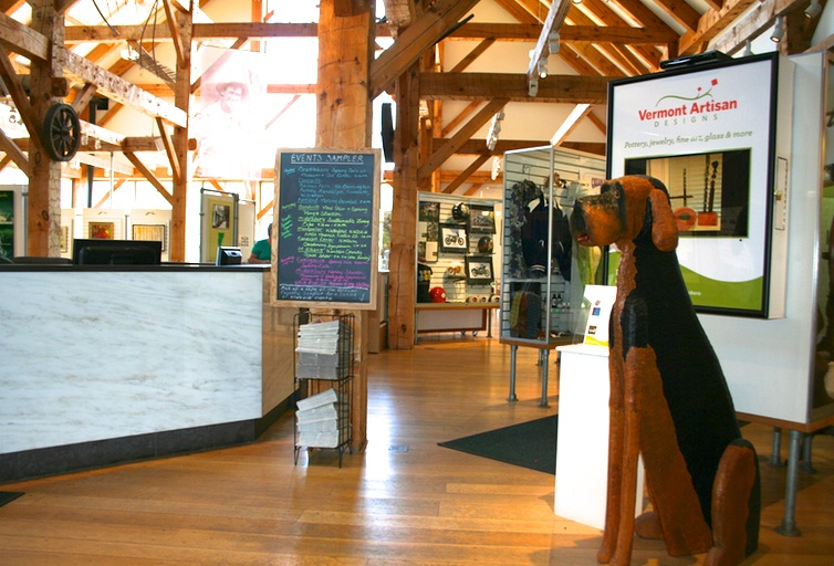 Vermont Welcome Center