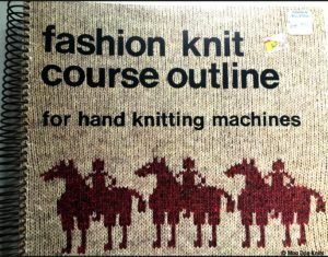 Knit book